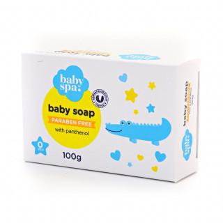 Baby spa sapun za bebe sa pantenolom 100g