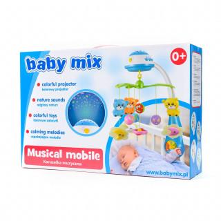Baby Mix muzicka vrteška sa projektorom