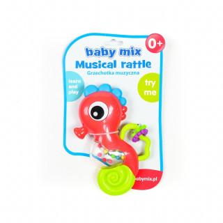 Baby Mix zvečka vilin konjic