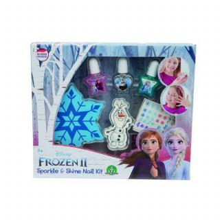 Frozen 2 Sjajni Set Za Noktice