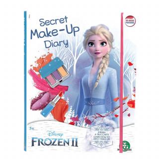 Frozen 2 Tajni Dnevnik Sa Sminkom
