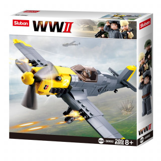 Sluban kocke, vojni helikopter, 289 kom