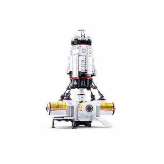 Sluban kocke, baza za raketu, 733 kom