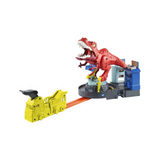 Hot Wheels Set T-Rex