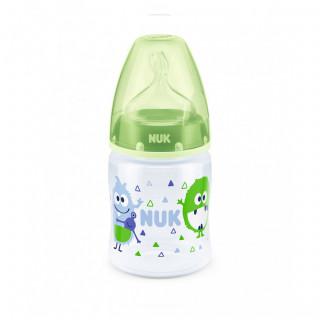 Nuk plastična flašica FC 150ml sil