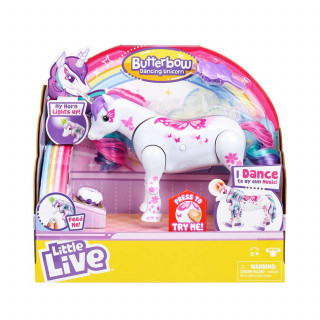 LL Unicorn Butterbow