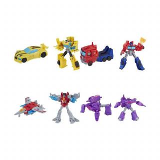 Transformers cyberverse warrior asst