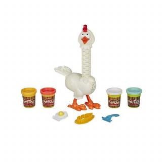 Play-Doh Cluck A Dee Chicken set