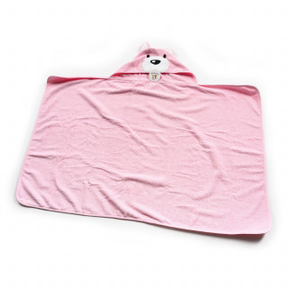Lillo&Pippo peškir sa kapuljačom,120x80