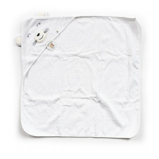 Lillo&Pippo peškir sa kapuljačom,80x80