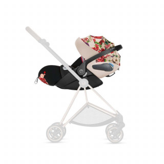 Cybex Cloud Z iSize (45-87cm) Spring Blossom Beige