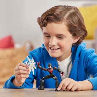 Spiderman Flexy figura asst