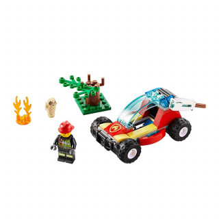Lego City fores fire