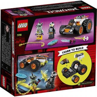 Lego ninjago coles speeder car