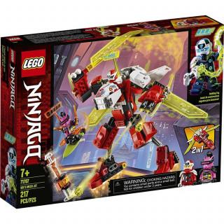 Lego ninjago kais mecj jet