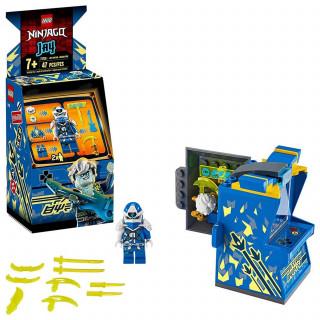 Lego Ninjago jay avatar - arcade pod