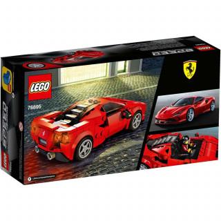 Lego Speed champions ferrari F8 tributo