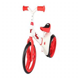 Konig 2 in 1 Training Balance Bike - Red
