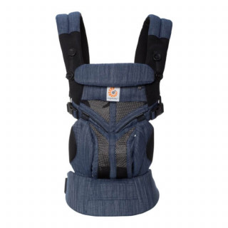 Ergobaby kengur nosiljka Omni 360, Cool Air Indigo