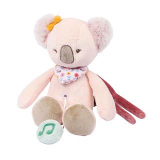 Nattou mini muzička plišana igračka koala