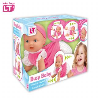 Loko toys, lutka beba koja puzi, 41cm