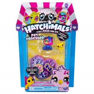 Hatchimals pet lover 3 figure asst