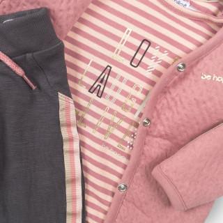 Dirkje komplet 3/1 (majica,duks, d.deo), devojčice
