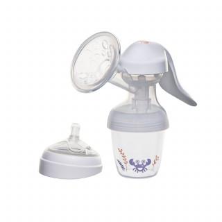 Nip First Moments ručna pumpica za mleko