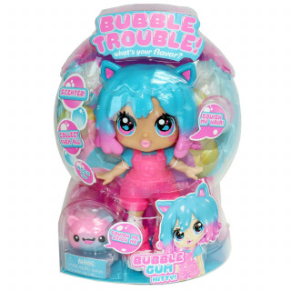 Bubble Trouble lutka Bubblegum