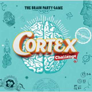 Coolplay drustvena igra Cortex - Tirkiz