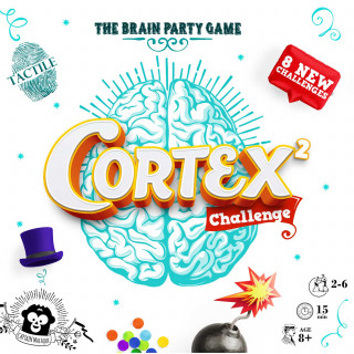 Coolplay drustvena igra Cortex 2 - Beli