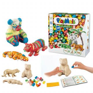 Coolplay PlayMais CLASSIC 3D Divlje životinje