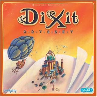 Coolplay drustvena igra Dixi Odyssey