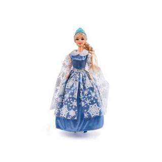 Modna princeza Snažna kraljica 30 cm