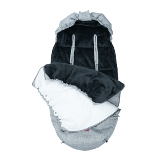 Bebe Folie višeslojni prekrivač za kolica 3u1