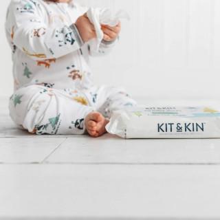 Kit & Kin baby vlažne maramice 60 kom