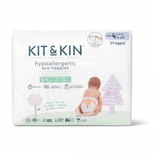 Kit & Kin pelene veličina 4  9-14kg 34 kom