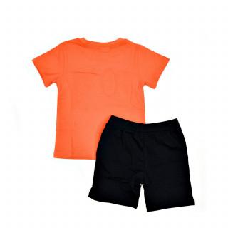 Lillo&Pippo komplet(majica kr, bermude), dečaci