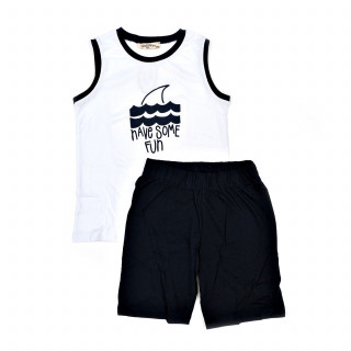 Lillo&Pippo pidžama atlet, dečaci