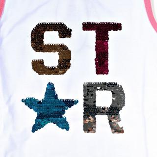 Lillo&Pippo komplet (majica atlet,šorts),devojčice