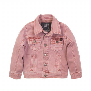 Dirkje teksas jakna, devojčice