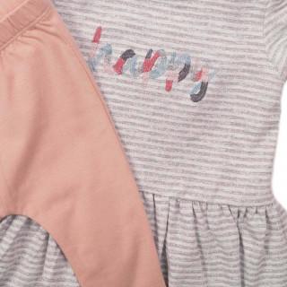 Dirkje komplet (haljina kr, helanke), devojčice