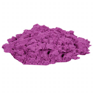 Sunman kinetički pesak 500 gr. ljubičasta boja