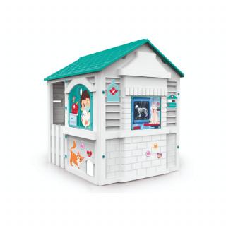 Educa kućica za decu veterinarski centar