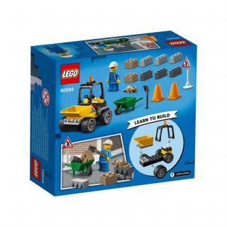 Lego City roadwork truck