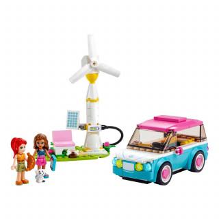 Lego Friends olivias electric car
