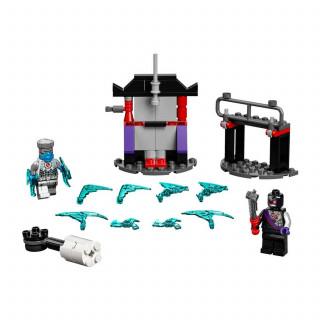 Lego Ninjago epic battle set - Zane vs. Nindroid