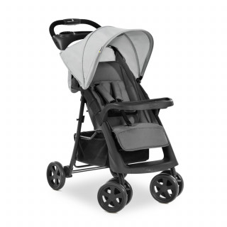 Hauck kolica za bebe Shopper, svetlo siva