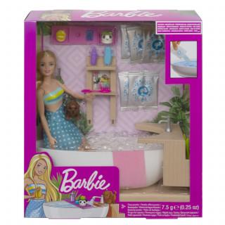Barbie spa set u kupatilu