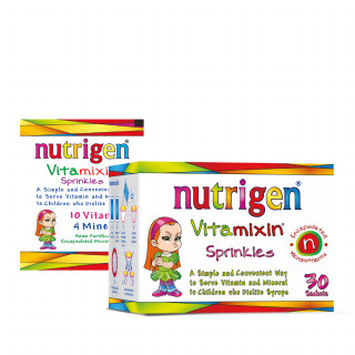 Nutrigen Vitamixin Sprinkles